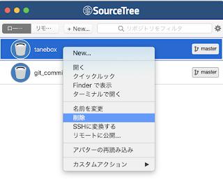 ローカルのファイル群をSourceTree経由でGithHubに初めてコミットする