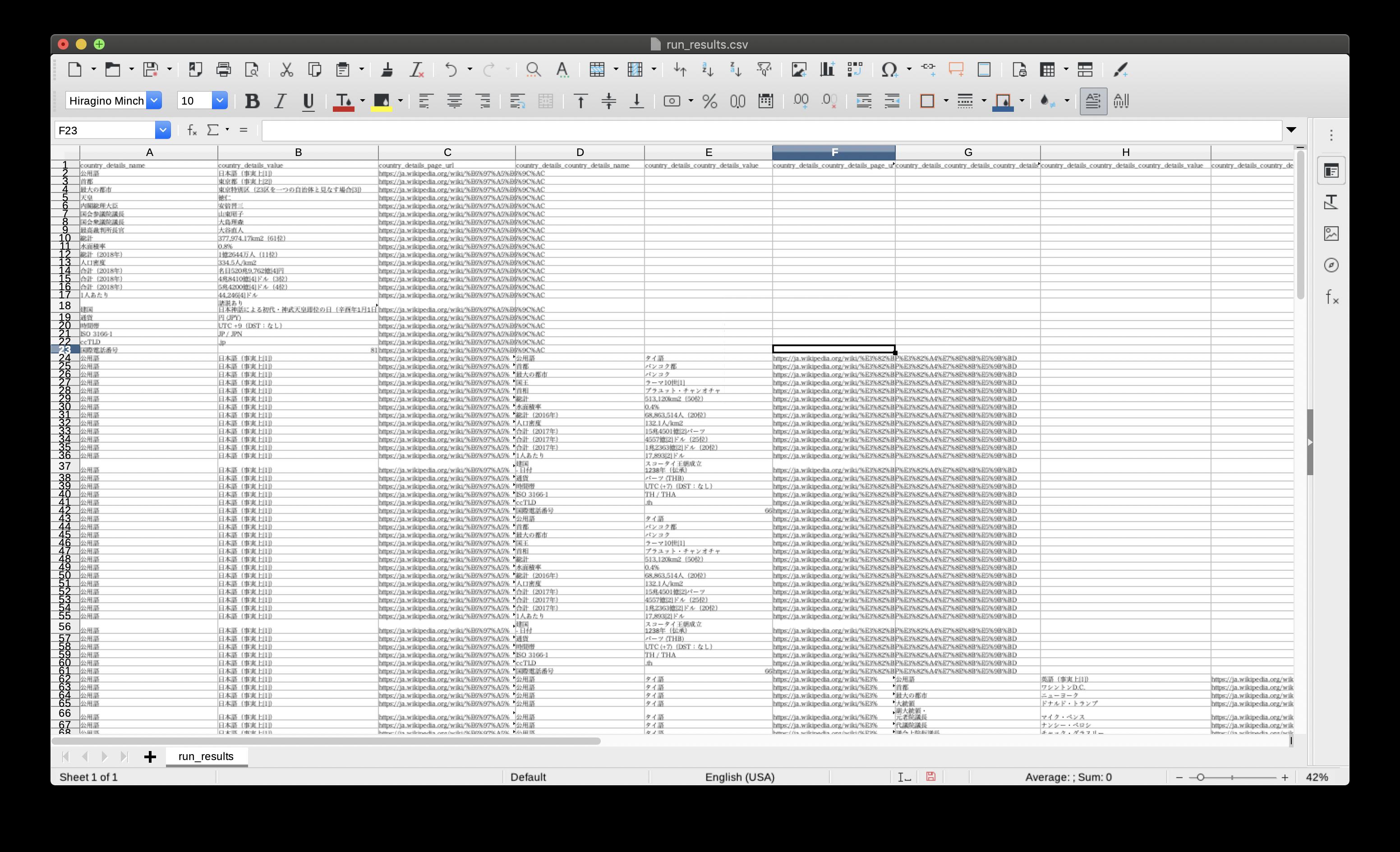 必見!WebデータをExcelに取り込む方法 | Octoparse